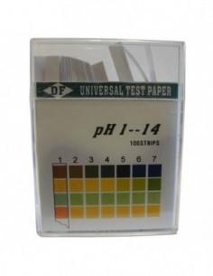 Tiras indicadoras de Ph x...
